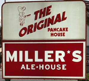 SAGE MeetuP at Miller's