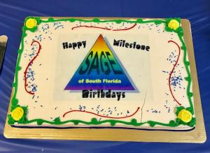SAGE Celebrates Milestone Birthdays 2018