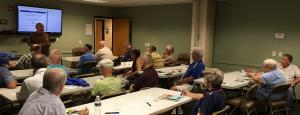 Ron C addresses Housing Webinar