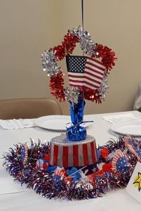 Men's Drop in July 4th Luncheon